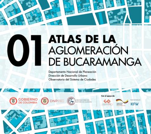 Atlas de la Aglomeración de Bucaramanga, Departamento Nacional de Planeación- Dirección de Desarrollo Urbano-Observatorio del sistema de Ciudades. ISBN:978-958-5422-19-3, DNP 2018.
