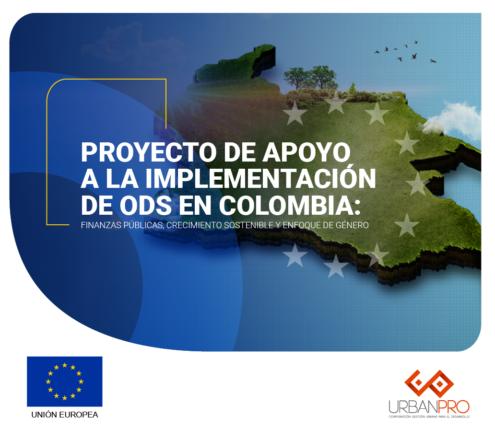 Proyecto de apoyo a la implementación de ODS en Colombia
